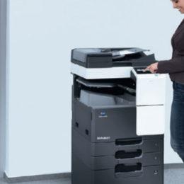 Servizio di noleggio stampanti in bianco e nero a Milano