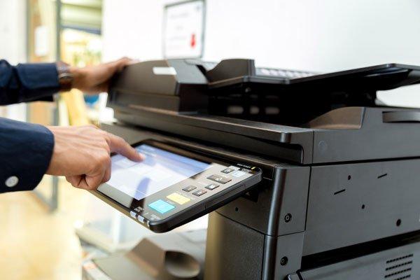 fotocopiatrici e stampanti per ufficio